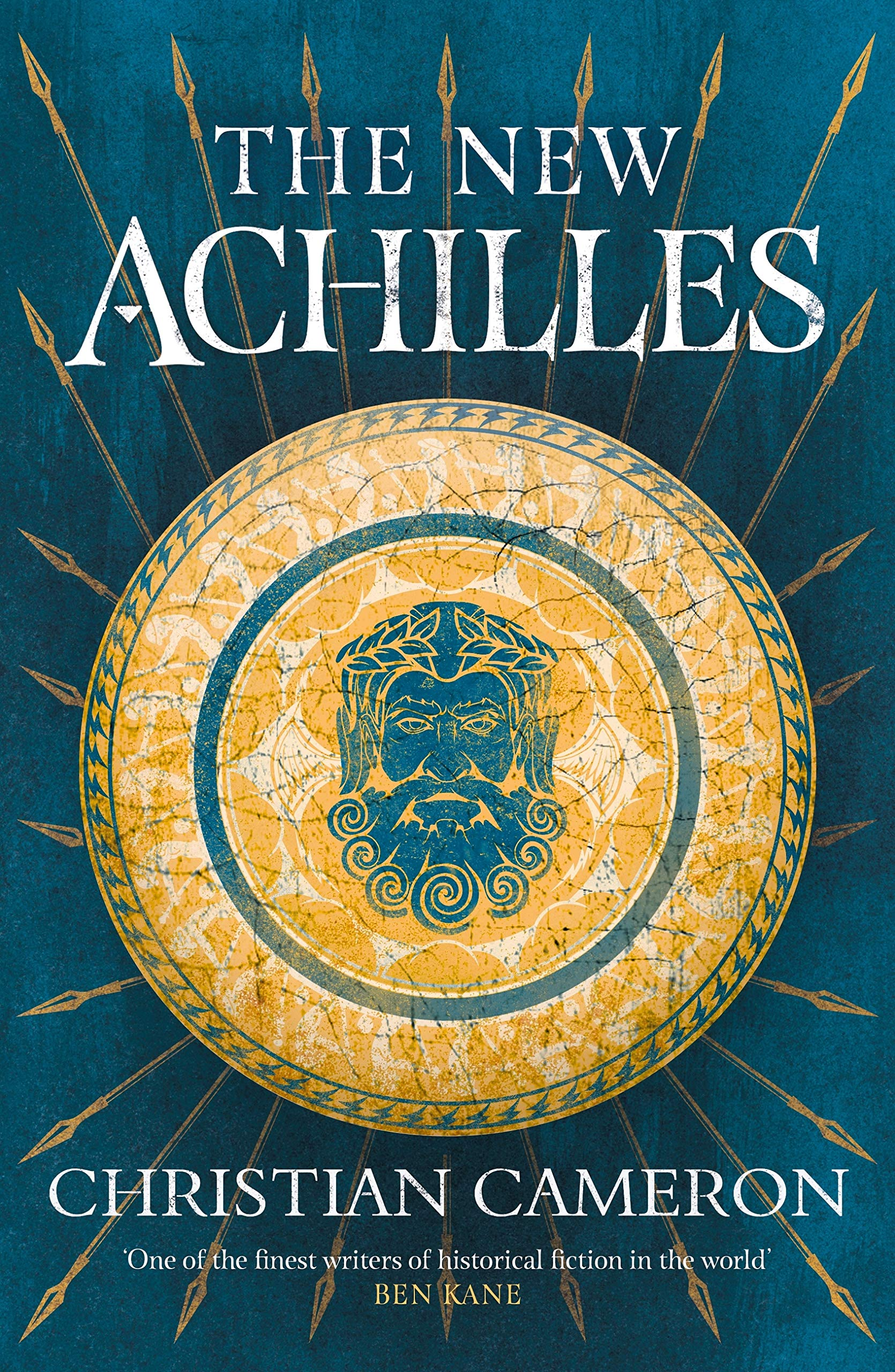 The New Achilles (Commander Book 1) por Christian Cameron
