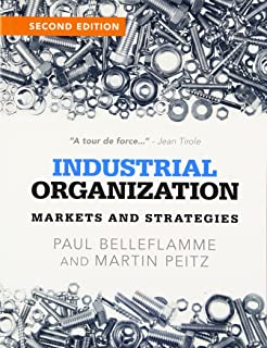 The theory of industrial organization mit press jean tirole industrial organization markets and strategies fandeluxe Image collections