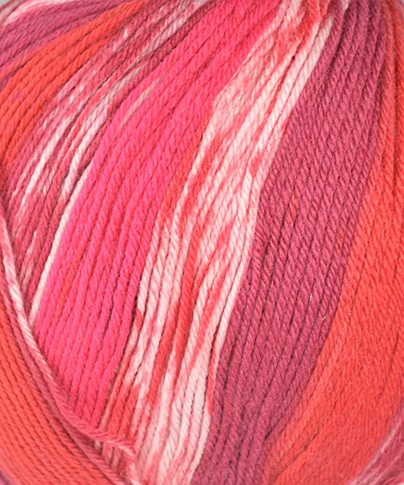 sock wool yarn Dissonance :Heritage Prints #54: Cascade Yarns