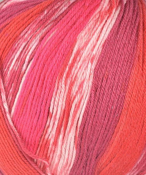 Cascade Yarns :Heritage Prints #54: sock wool yarn Dissonance
