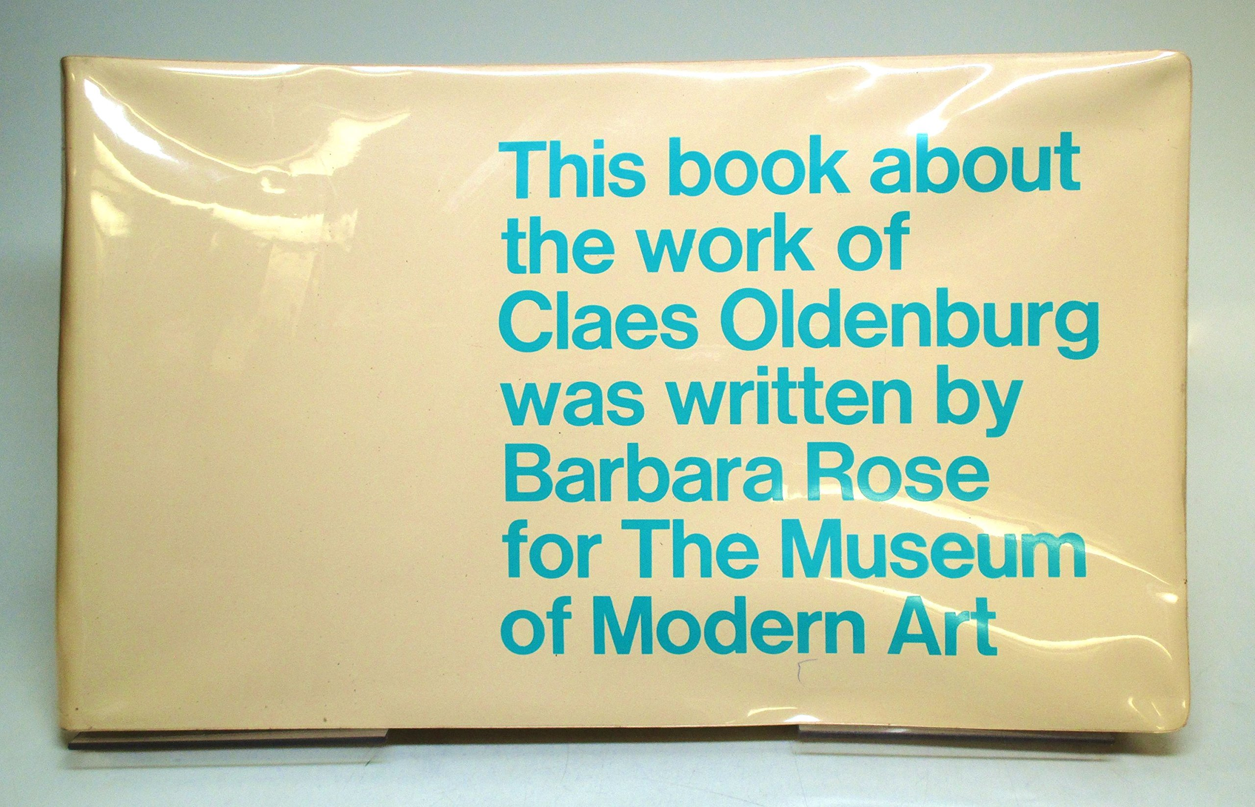 claes oldenburg works in edition