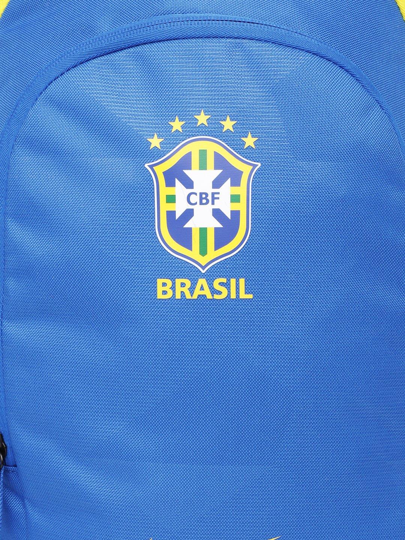 291d37b4a63e Nike Unisex Brasil Blue Backpack  Amazon.in  Bags
