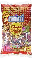 Chupa Chups Sachet de 300 Mini Sucettes Assorties 1,8 kg