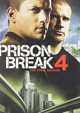 Amazon.com: Prison Break: Season 4: Dominic Purcell, Wentworth ...