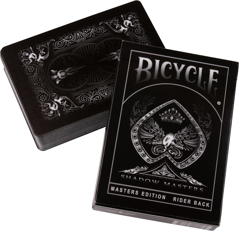 Black Widow Playing Cards Poker Spielkarten Cardistry