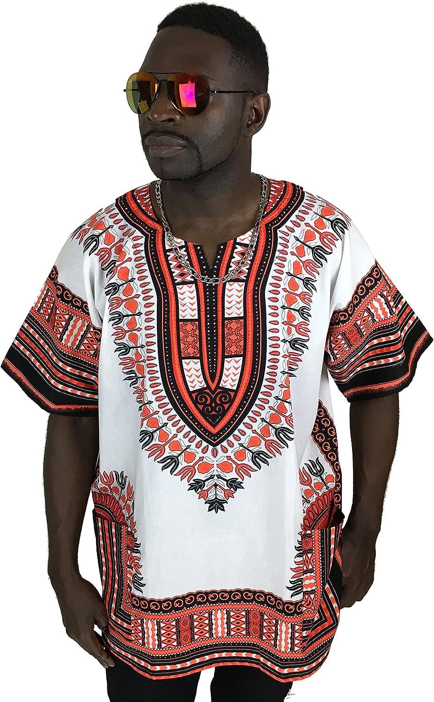 Dashiki Shirt African Top Clothing Kaftan /…