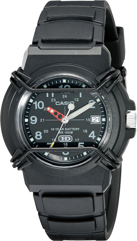 CASIO Men s HDA600B-1BV 10-Year Battery Sport Watch