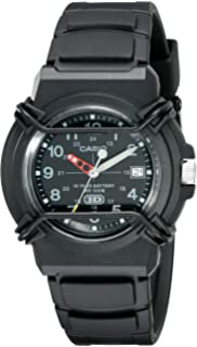 CASIO Mens HDA600B-1BV 10-Year Battery Sport Watch