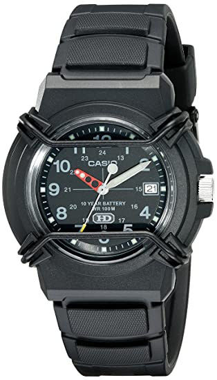 Casio HDA600B-1BV Hombres Relojes