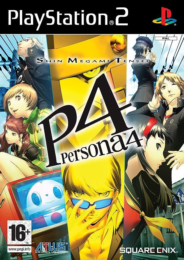 Persona 4 (PS2) [Importación inglesa]: Amazon.es: Videojuegos