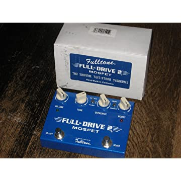 mini Fulltone Full-drive2 Mosfet Boost