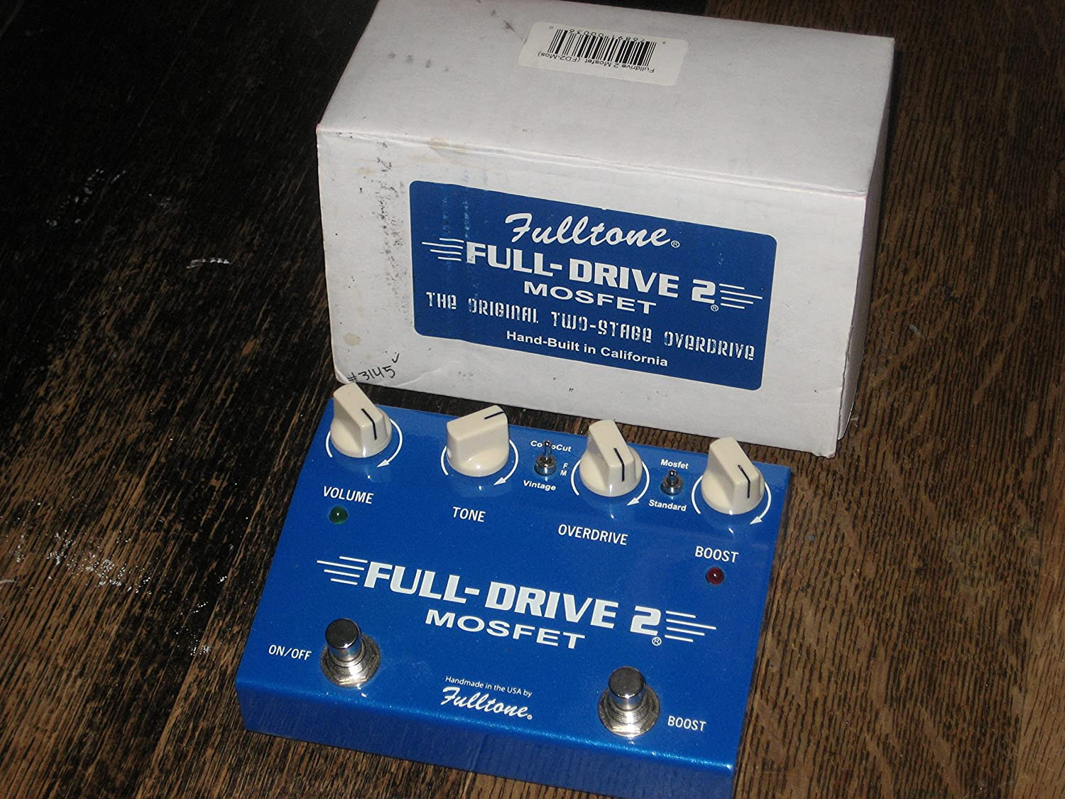 Top 13 Best Overdrive Pedal Reviews in 2020 3