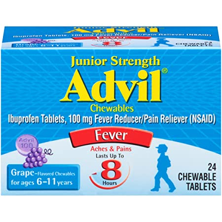 Is Advil the same as ibuprofen?