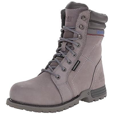 Caterpillar Women's Echo Waterproof Steel Toe Work Boot: Shoes