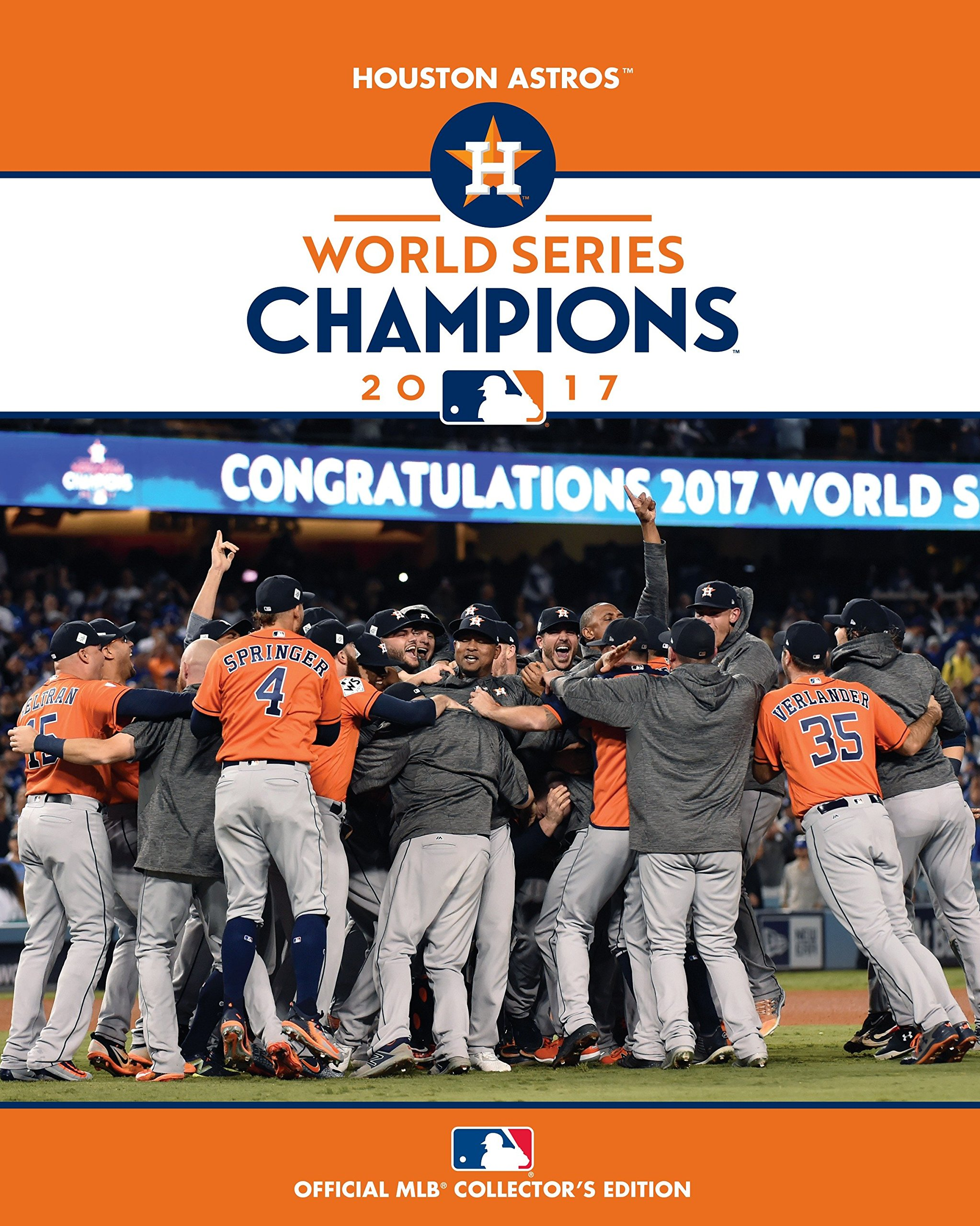 huge selection of 6bbfa e9141 2017 World Series Champions: Houston Astros: Major League ...