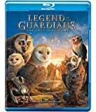 Legend of the Guardians: The Owls of Ga'hoole [Blu-ray]
