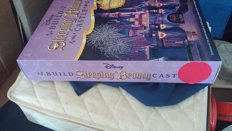 13576 Disney Build Sleeping Beauty Castle Kit Barnes /& Noble