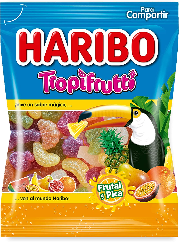 Haribo Tropifrutti Pica, 1 x 150 g
