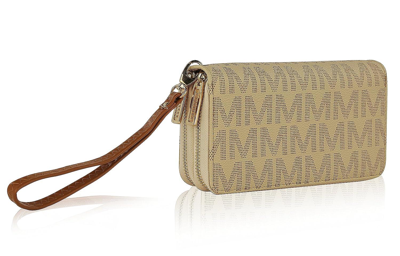 MKF Handbag Wallet Wristlet...