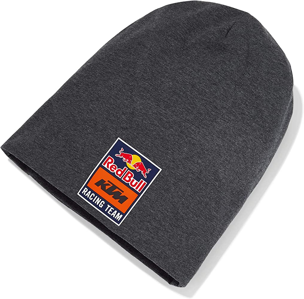 Red Bull KTM New Era Long Gorra, Gris Unisexo Talla única Beanie ...