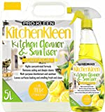Maison Belle Kitchen Cleaner With Orange Amp Rosemary