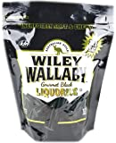 Wiley Wallaby Australian Gourmet Style Black Licorice Candy 32 Oz. 2 LB