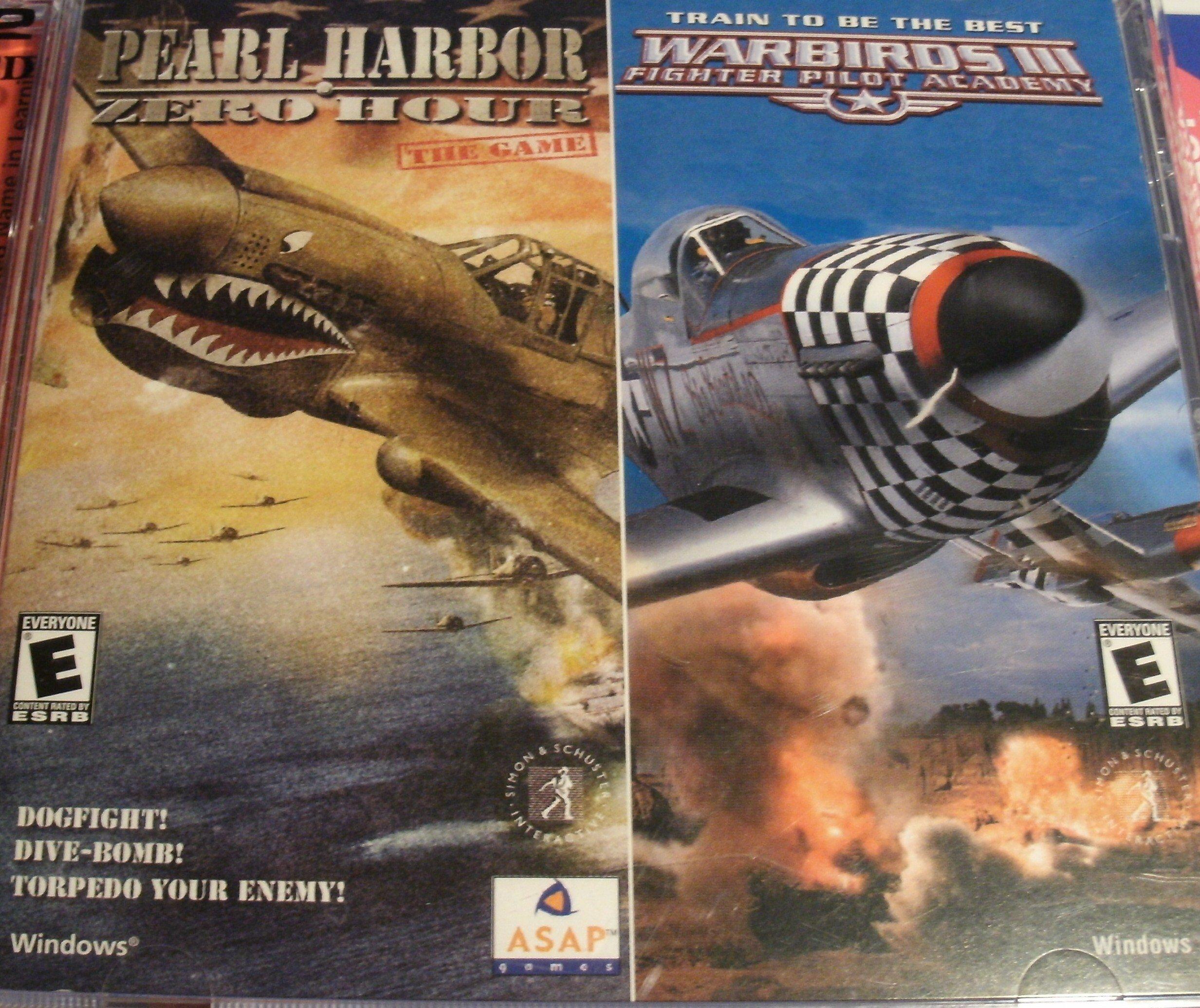 Amazon com: Pearl Harbor Zero Hour, Warbirds III Fighter Pilot