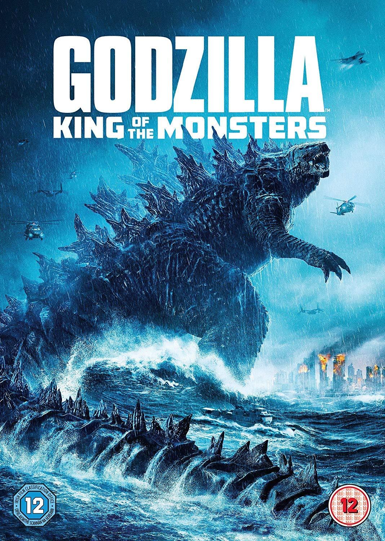 Amazon Com Godzilla King Of The Monsters Dvd 2019 Movies Tv