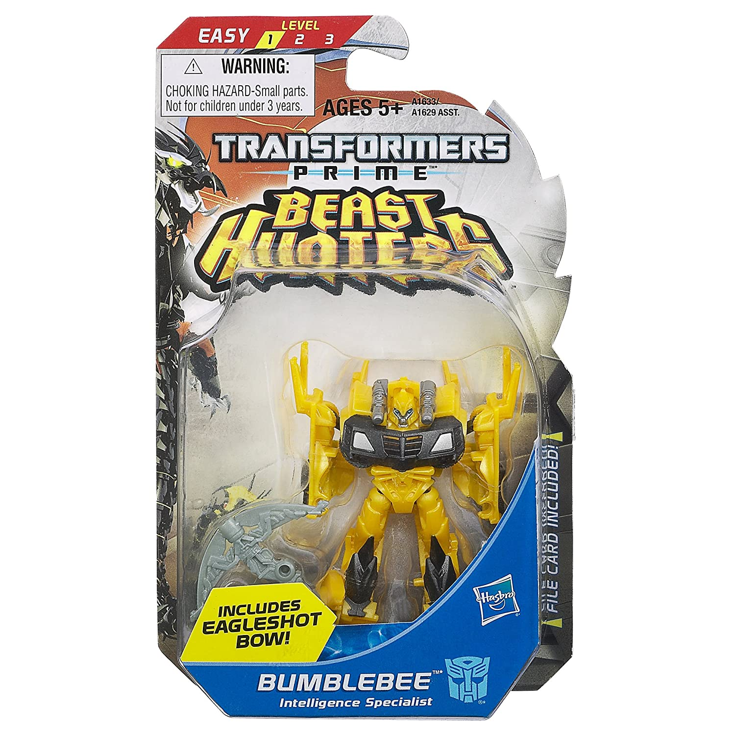 amazon com transformers prime beast hunters legion class action