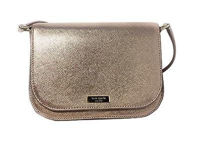 ae3b4b5c30b Amazon.com  Kate Spade New York Large Carsen Laurel Way Leather ...