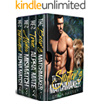 The Shifter's Matchmaker: Books 1 - 4