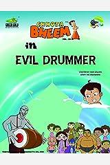 Evil Drummer (Chhota Bheem) Kindle Edition