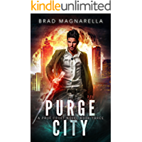 Purge City (Prof Croft Book 3) book cover