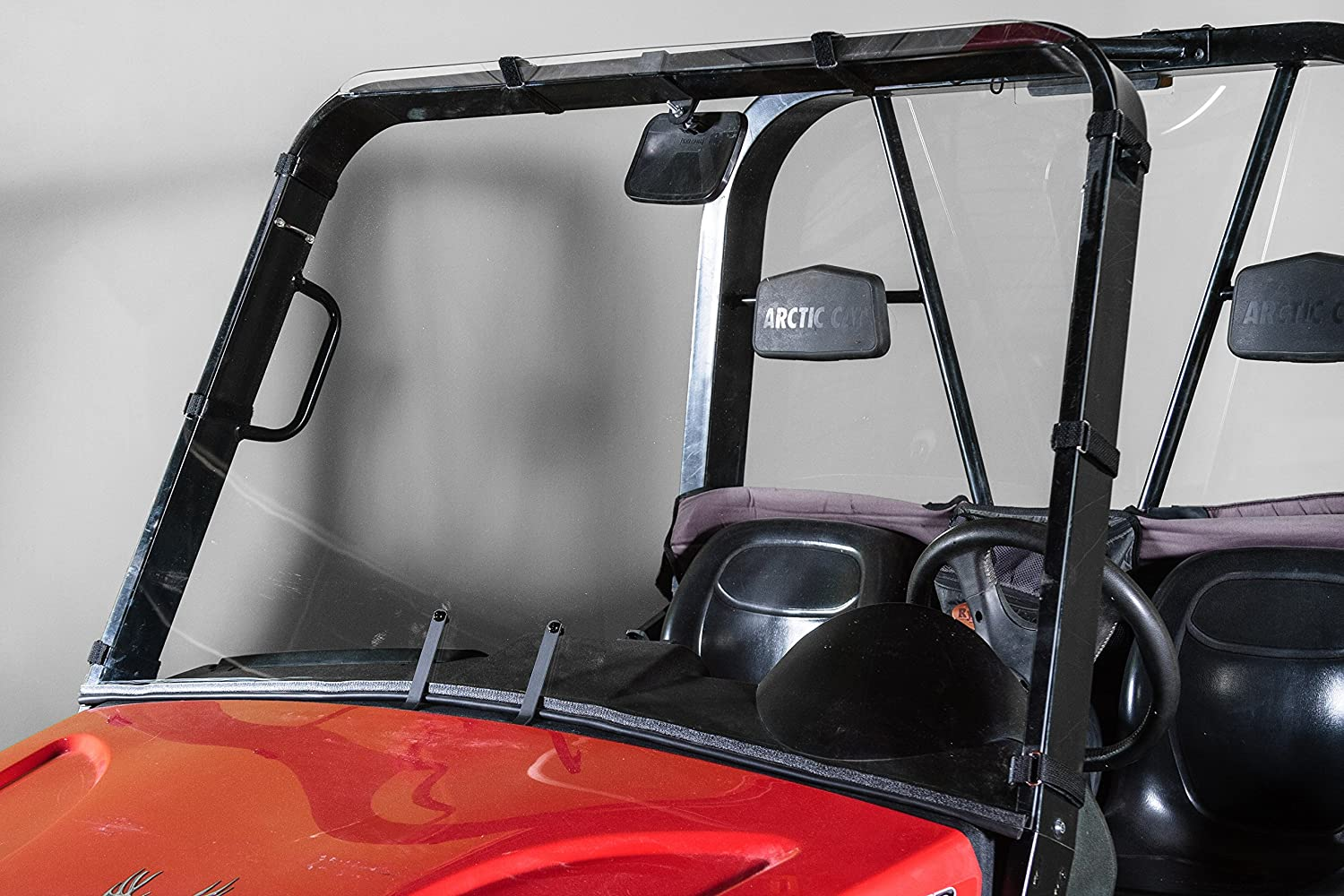 Arctic Cat Prowler Full UTV Windshield 3//16 Models 2006-2010 Made in the USA!.