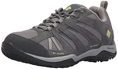 Columbia Damen Dakota Drifter Waterproof Trekking-& Wanderhalbschuhe, Grau (Light Grey/Sunnyside 060Light Grey/Sunnyside 060), 41 EU