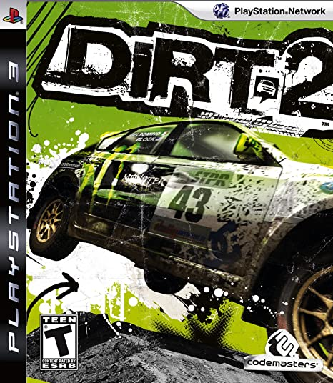 Dirt 2 (Bilingual game-play) - PlayStation 3 Standard Edition ...