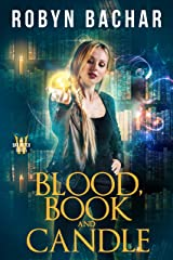 Blood, Book and Candle (Bad Witch 6) Kindle Edition