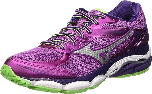 Mizuno J1GD160902, Zapatillas de Running Mujer, Morado (Rosebud ...