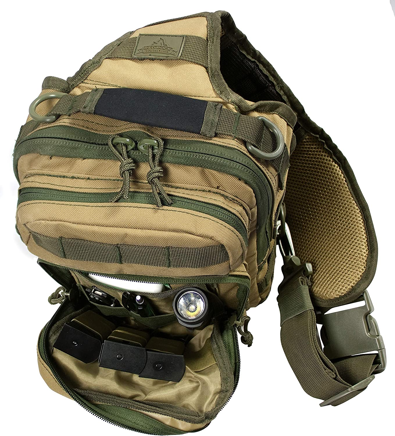 Outdoor Gear Red Rock Rover Sling Pack: Amazon.es: Deportes y aire ...