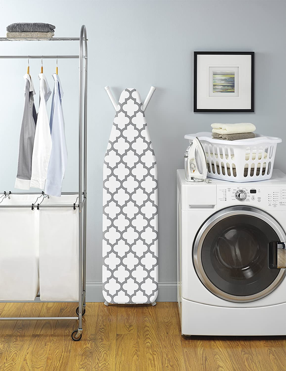 Whitmor Deluxe Ironing Board Cover and Pad