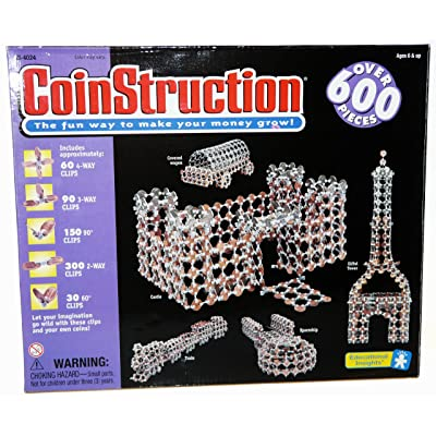 CoinStruction - The Fun Way to Make Your Money Grow!: Toys & Games