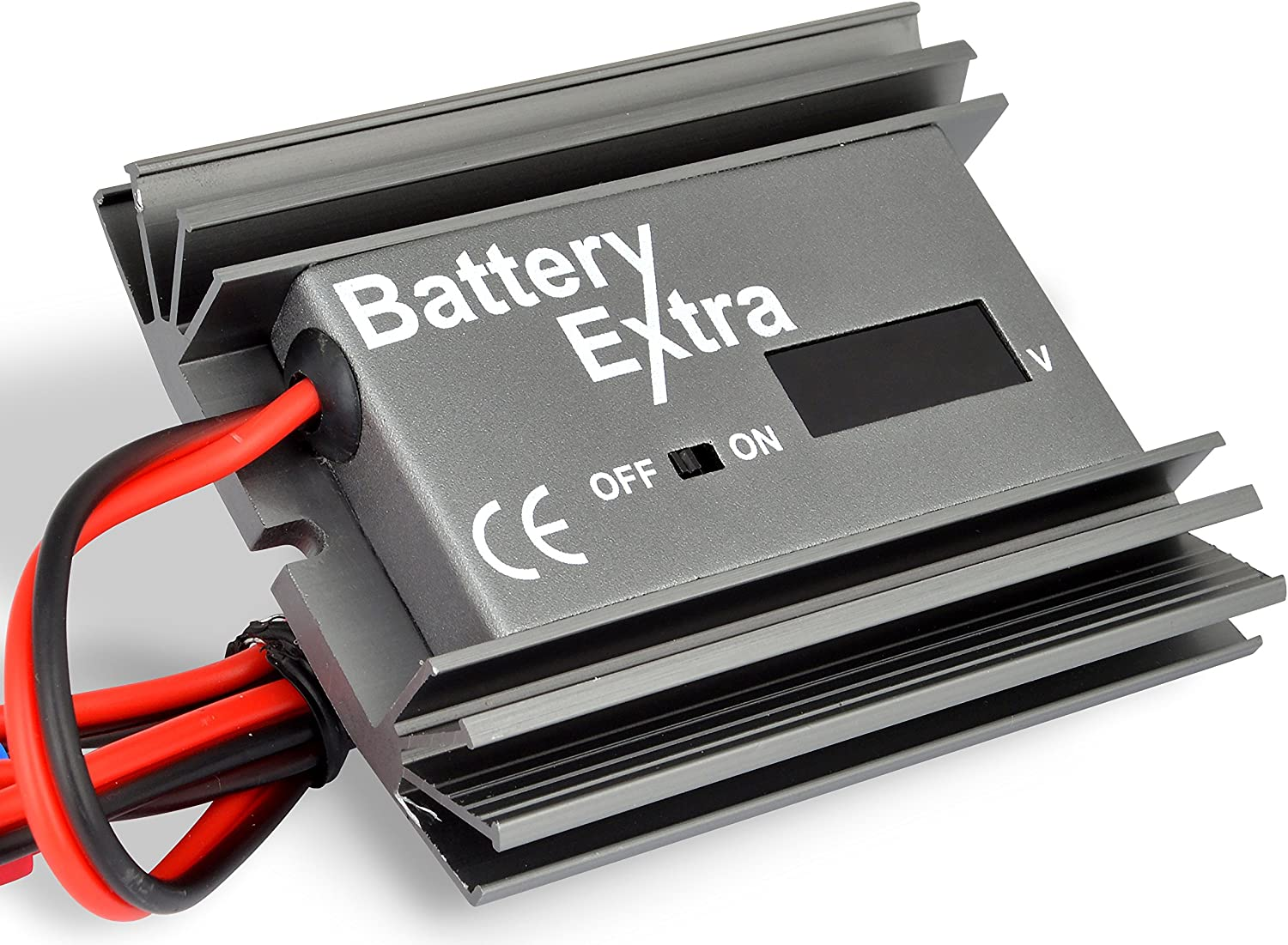 Battery Extra - Reacondicionador de Batería de 12/24 V -