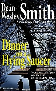 Dinner on a Flying Saucer