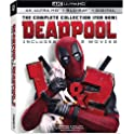 Deadpool 1+2 4K Blu-ray