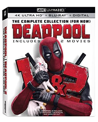 Image result for deadpool 1 and 2