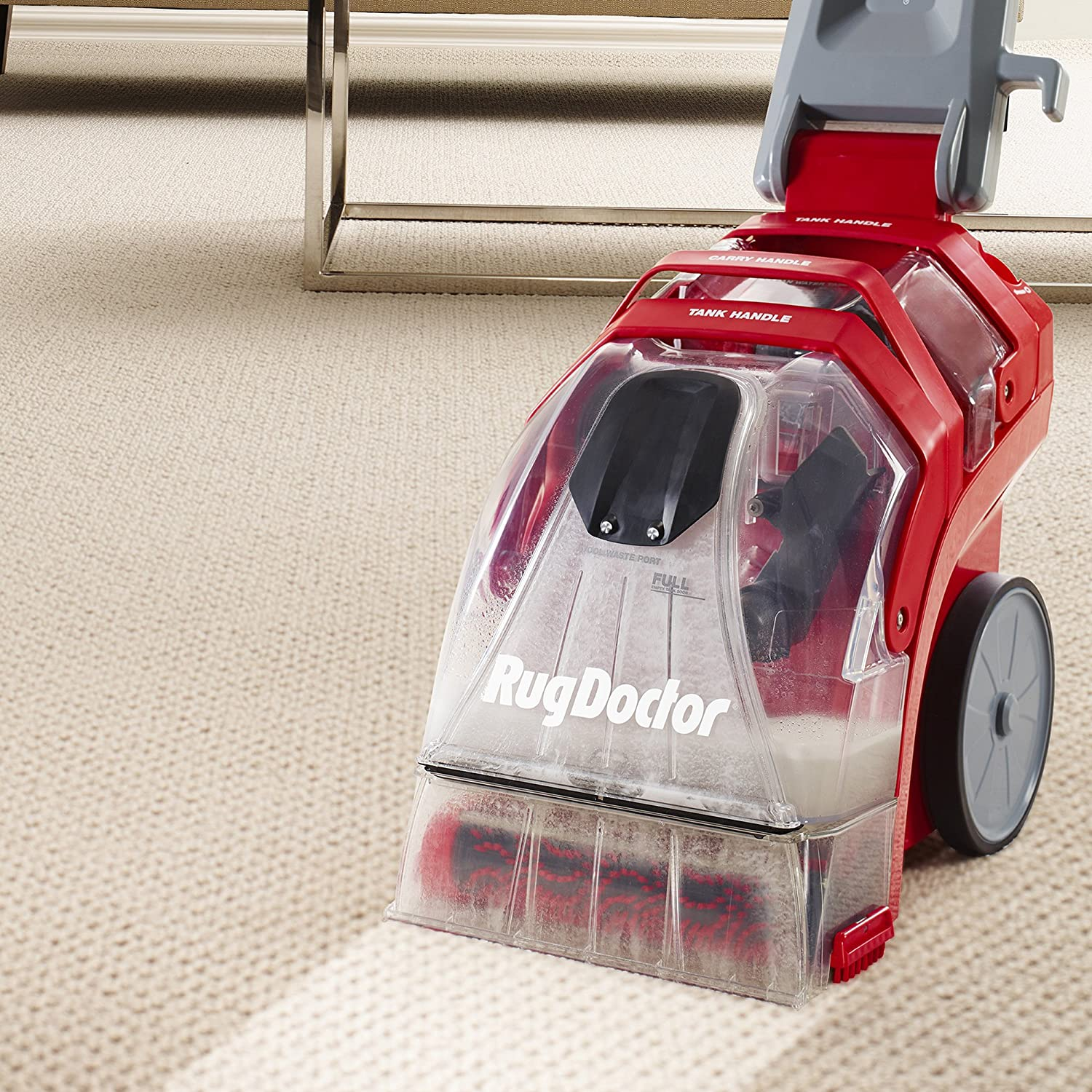 Rug Doctor top rated carpet cleaner