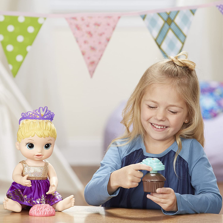 /Fun Baby Doll Hasbro Baby Alive E0596ES1/Birthday/