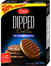 Dare Dipped Milk Chocolate Digestive, 240g