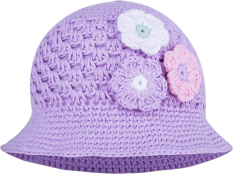 Three Flower Hand Crochet...