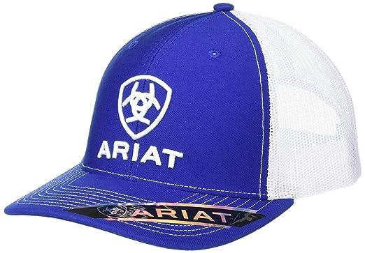 2f0e9bcb ARIAT Men's Shield Richardson 112 Snapback Cap